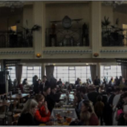 Southern Pavilion  Worthing Pier, Fujifilm FinePix F550EXR
