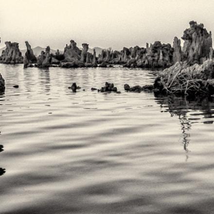 Mono Lake Serenity, Canon POWERSHOT G2