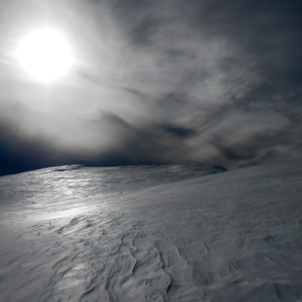 The Winter Blues, Nikon COOLPIX S3300