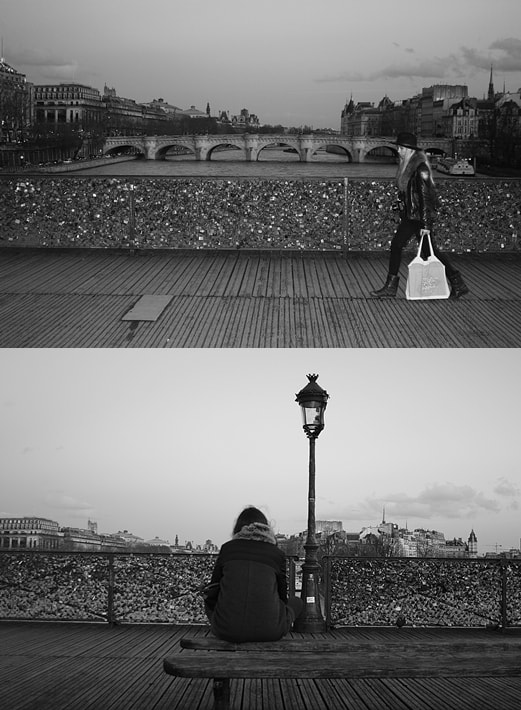 Photograph Parisian Girl by Akim Photography on 500px