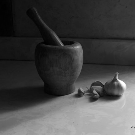 Pestle Garlic, Fujifilm FinePix SL310