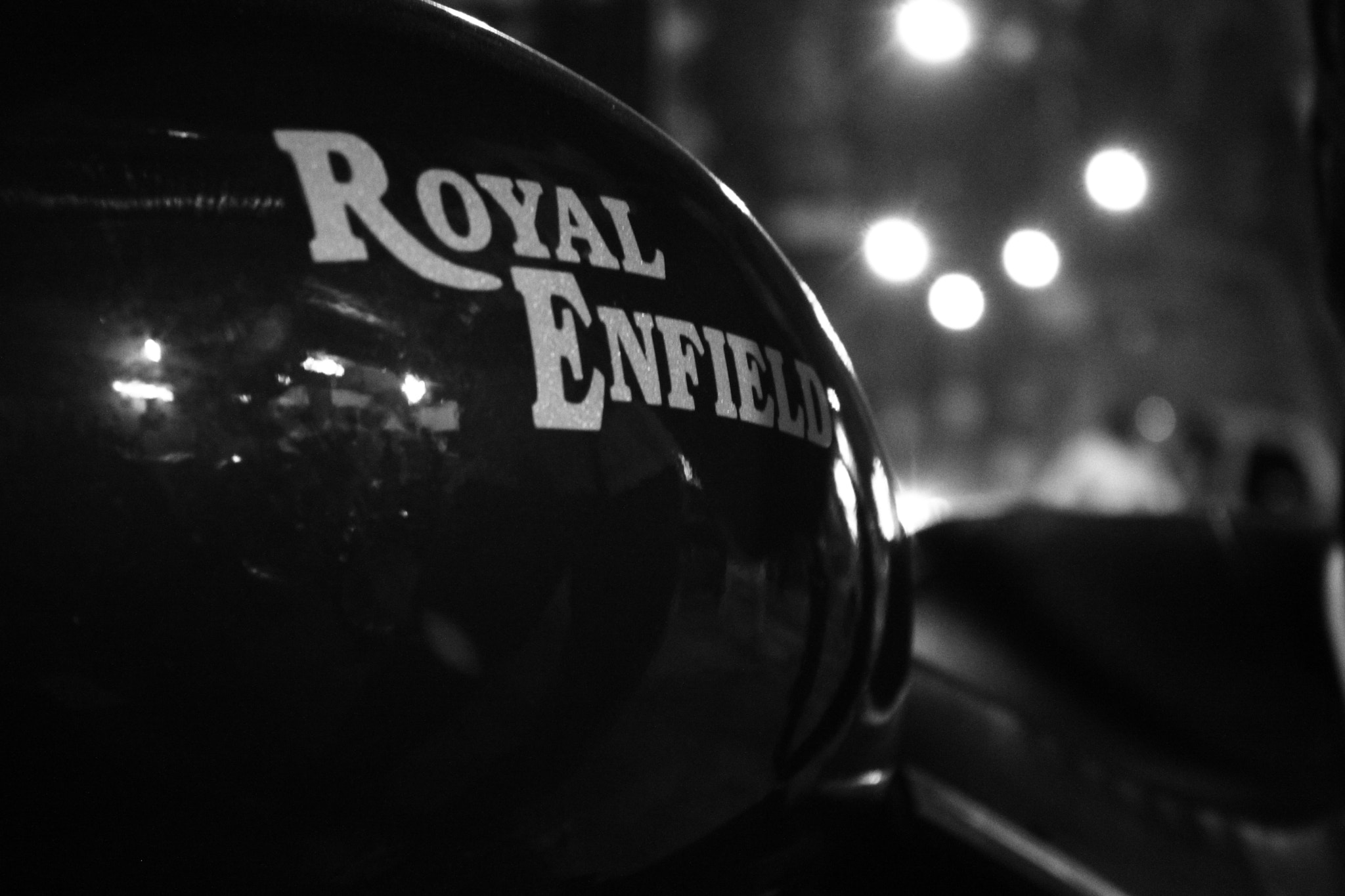 Photograph The Royal Enfield. by Ninad Sethi on 500px