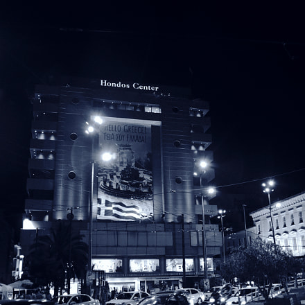 Hondos Center, Omonoia, Nikon D800, AF Zoom-Nikkor 28-105mm f/3.5-4.5D IF