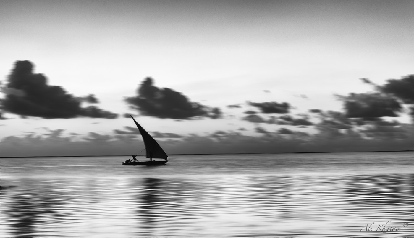 Photograph Serene Sailing, Zanzibar by Ali Khataw on 500px