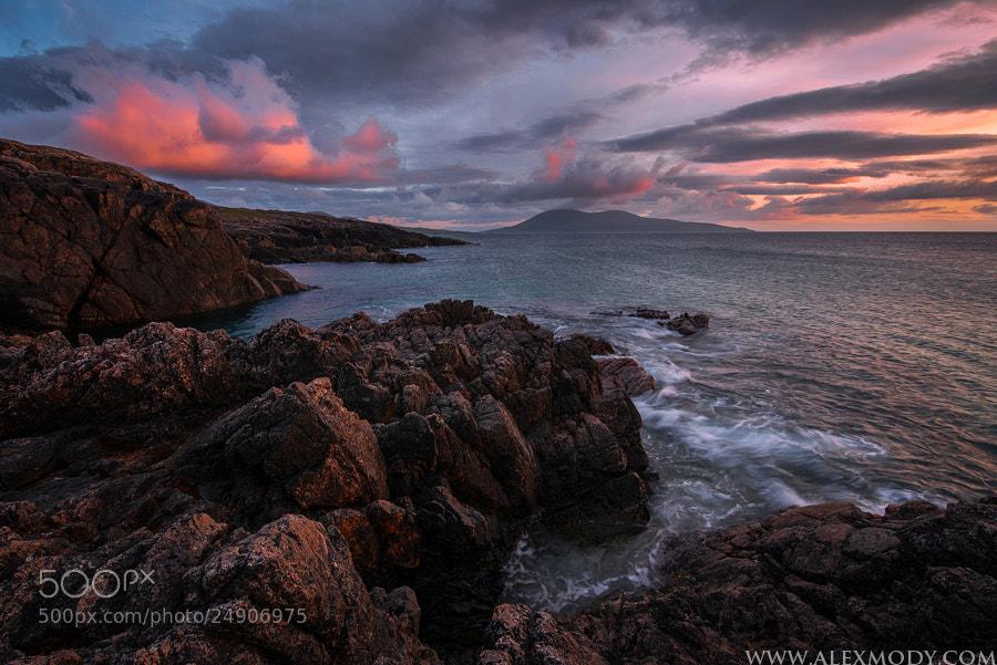 Photograph Eilean na Hearadh by Alex Mody on 500px