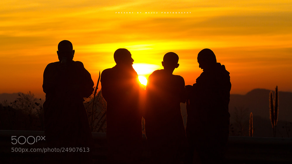 Photograph Silhouette by Mejez Ritch | Photography on 500px