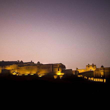 Amer fort, Jaipur , India, Sony DSC-H50