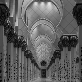 The Door, The Grand Mosque, Abu Dhabi by julian john (sandtasticdays)) on 500px.com