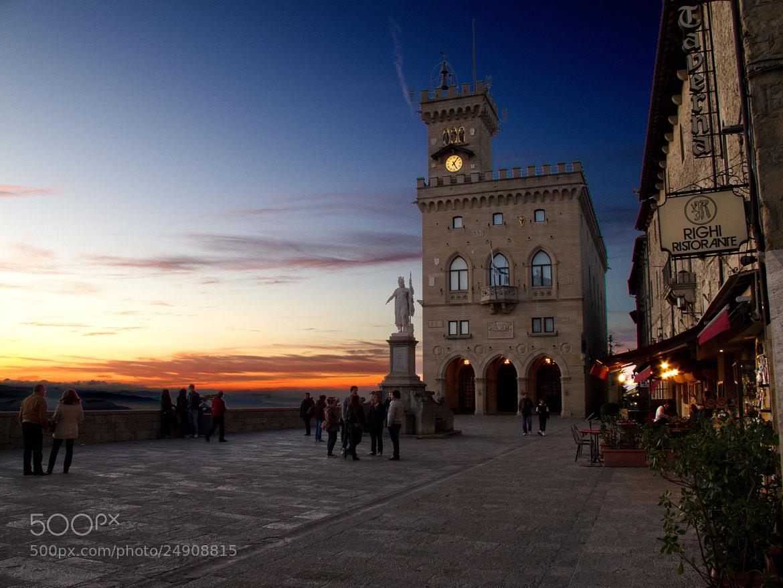 Photograph San Marino by Giuseppe Mosca on 500px