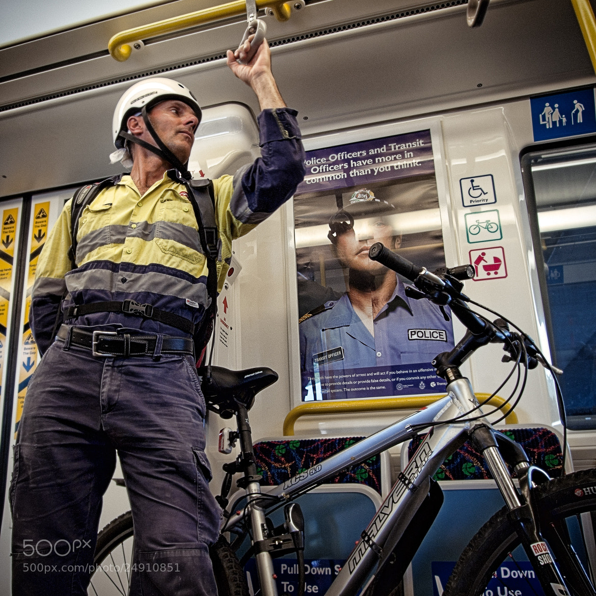 Photograph Mixed Mode Commuting by Paul Amyes on 500px