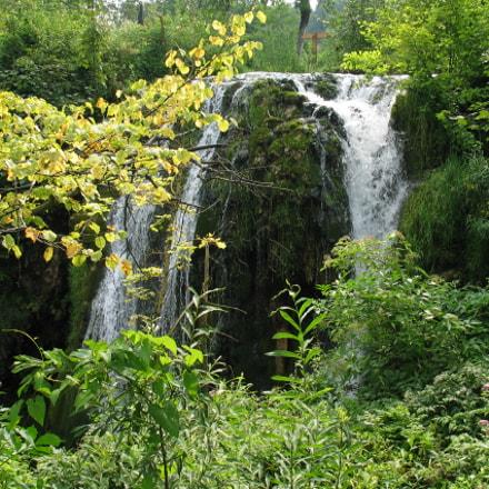 The Waterfalls of Slunj, Canon POWERSHOT G3