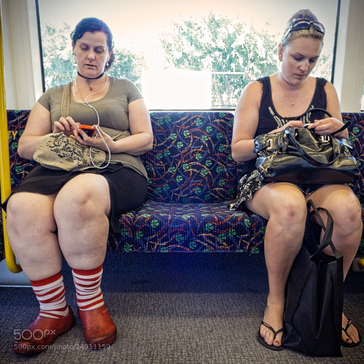 Photograph Commuting by Paul Amyes on 500px