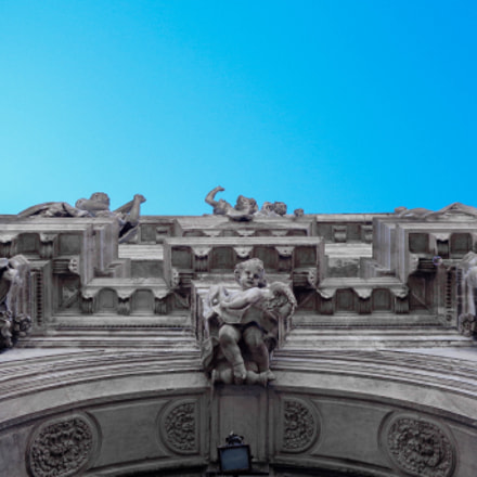 Santa Maria della Salute, Sony DSC-W690