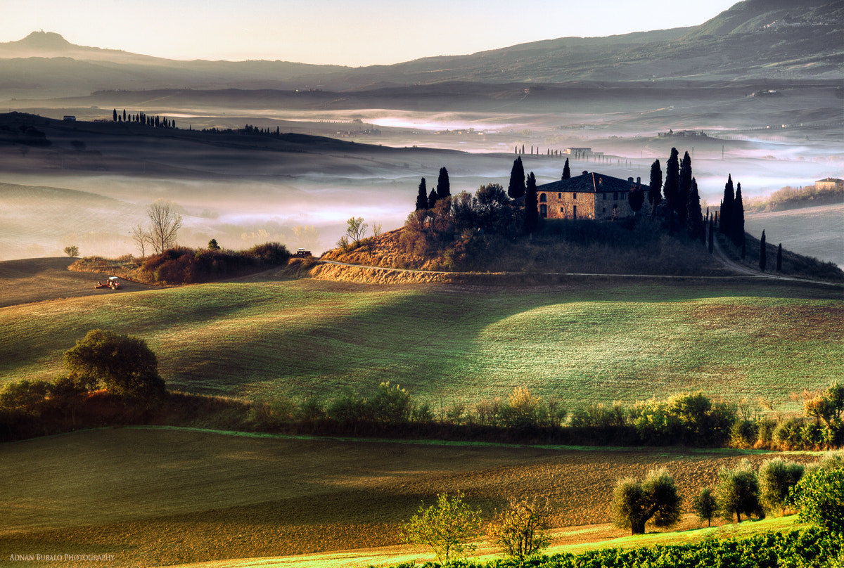 Photograph October in Tuscany by Adnan Bubalow on 500px