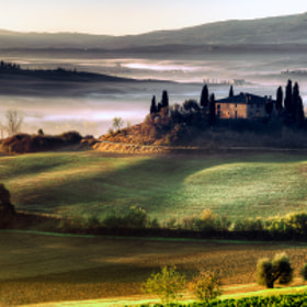 October in Tuscany by Adnan Bubalo (AdnanBubalo)) on 500px.com