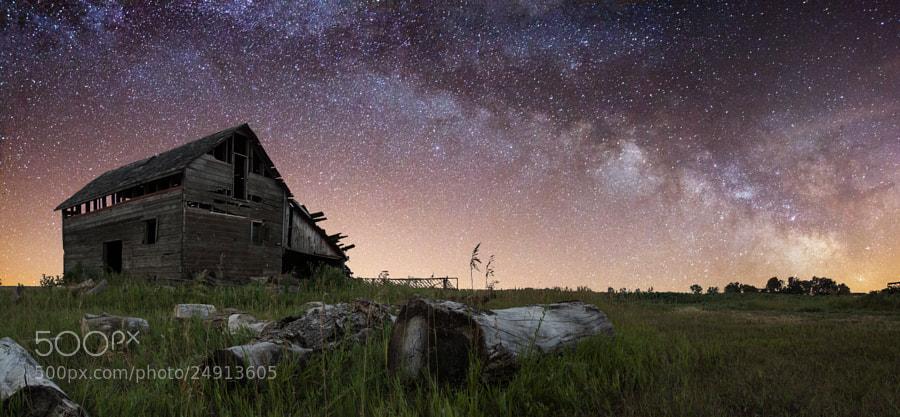 Forgotten under the Stars by Aaron J. Groen (AaronGroen)) on 500px.com