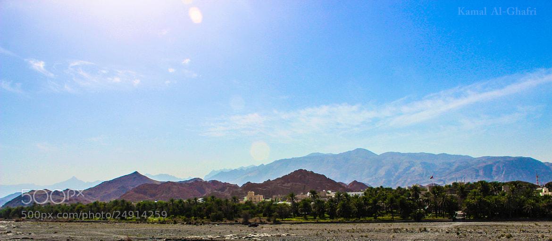 Photograph Bidbid by Kamal AL Ghafri on 500px