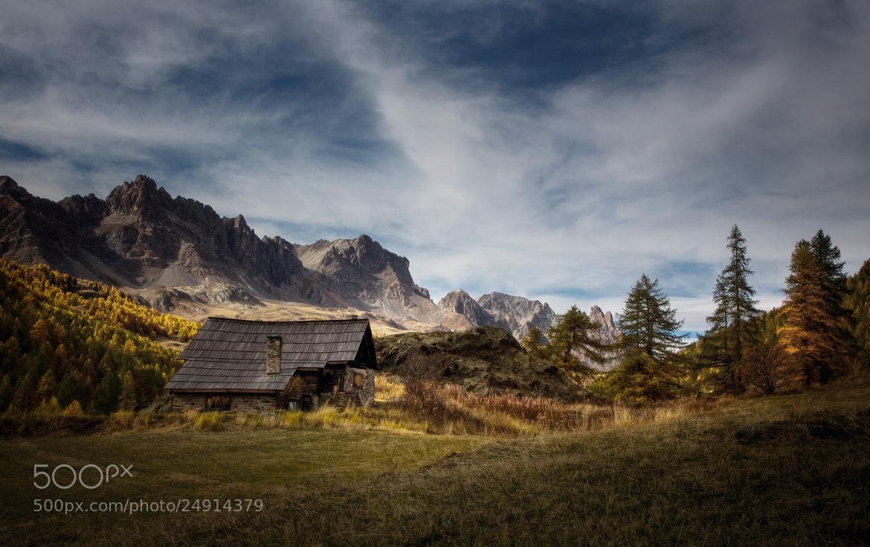Photograph vallée de la Clarée by Birgit Pittelkow on 500px