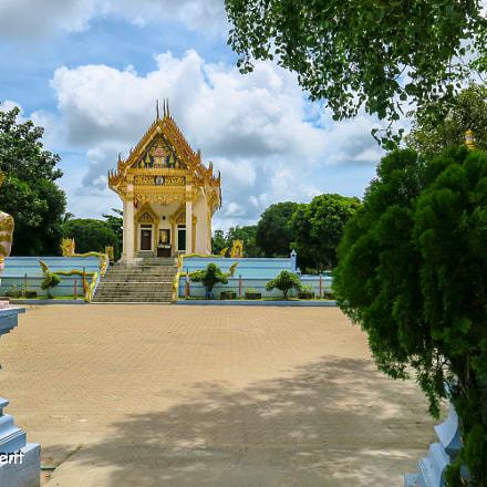 Ko Samui (Thailand), the Wat Khunaram temple / der Wat Khunaram Tempel / วัดขุนราม