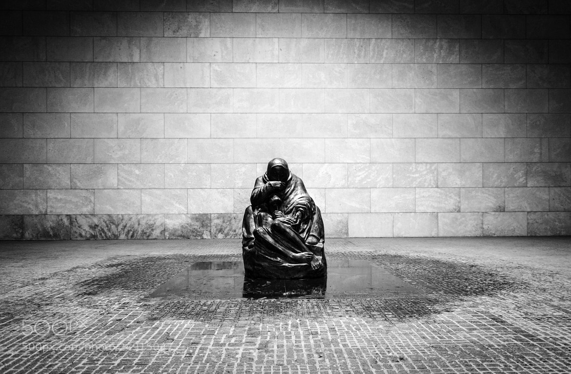 Photograph Neue Wache by Sean Batten on 500px