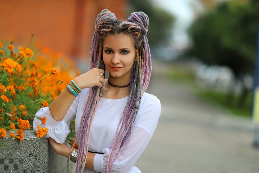 Fairy from Flower City, автор — Сергей К на 500px.com