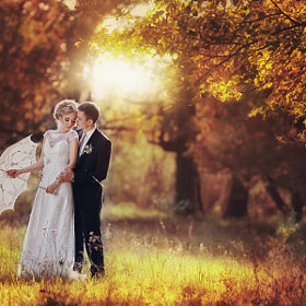 Autumn wedding by Ivan Zamanuhin (Zamanuhin)) on 500px.com