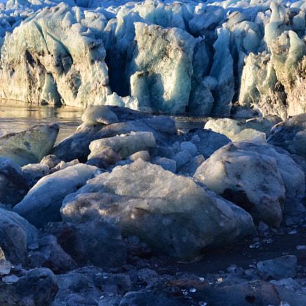 Breiðamerkurjökull Glacier, Nikon D810, AF Zoom-Nikkor 28-100mm f/3.5-5.6G