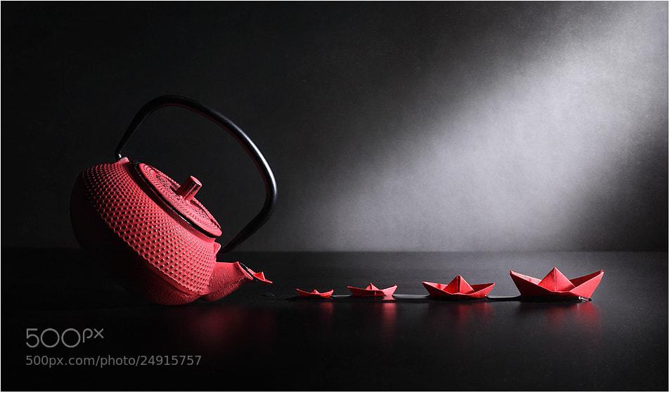 Photograph Tea dreams by Victoria Ivanova on 500px