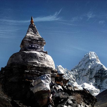 Sherpa, Nikon COOLPIX L18