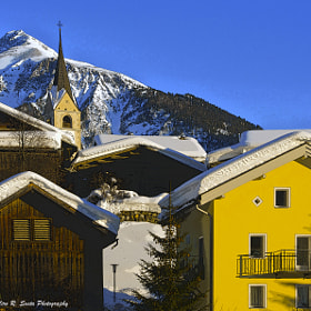 Swiss Village by Miro Susta (mirosu)) on 500px.com