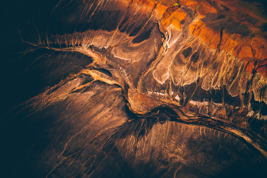 Earth From Above by Tobias Hägg on 500px.com