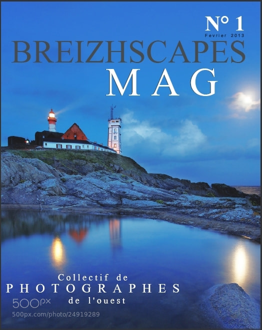 Photograph Breizh'scapes Magazine by Breizh'scapes Photographes on 500px