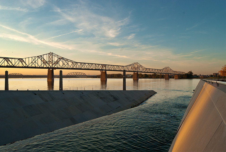 Photograph Memorial Bridge by Kevin Coppock on 500px