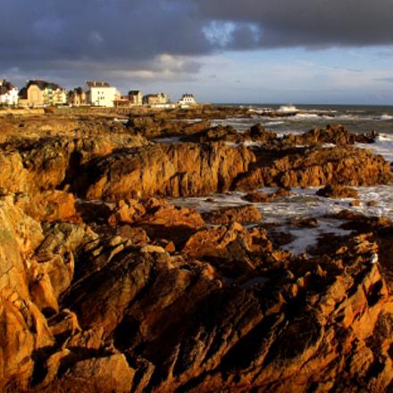 Wild coast, Fujifilm FinePix S2500HD