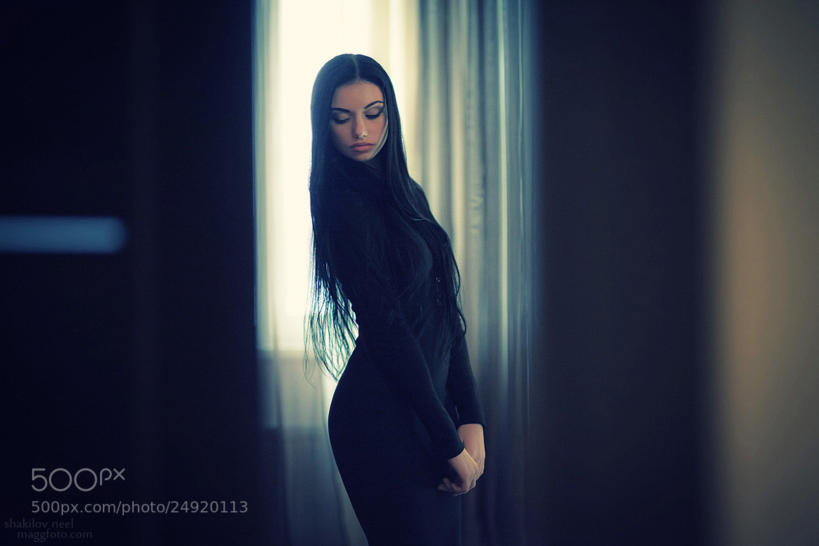 Photograph Miss Morticia by Shakilov Neel on 500px