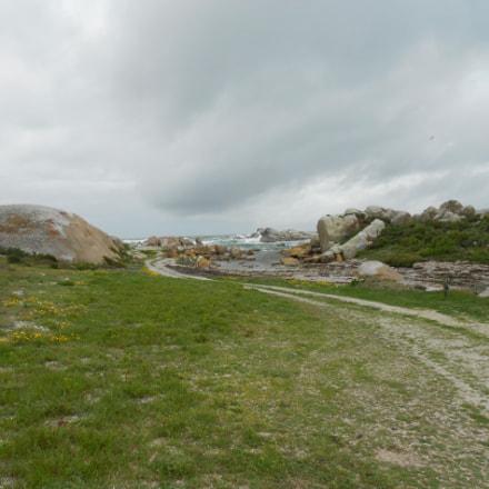 Cloudy West Coast, Nikon COOLPIX S3100