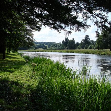 River, Sony DSC-W100