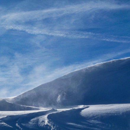 Tourbillons de neige swirl, Panasonic DMC-TZ5