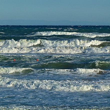 Autumn waves, Panasonic DMC-FZ100