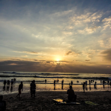 Dream beach, Sony DSC-HX9V
