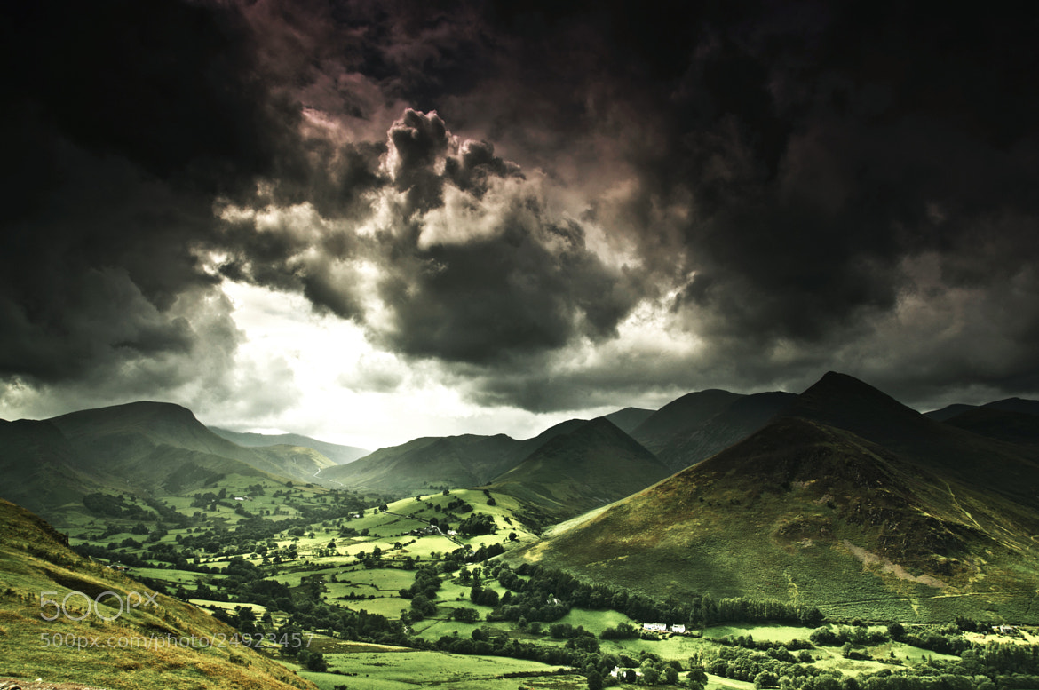 Photograph Catbells by Luke Millward on 500px