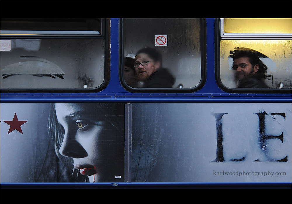 Photograph The Horror Bus.. by Karl Wood on 500px