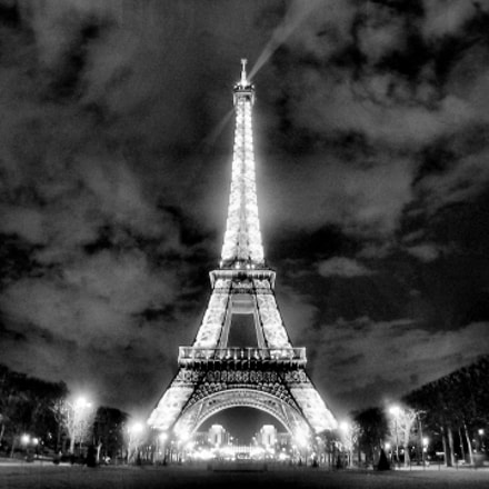 Eiffel, Canon POWERSHOT A70
