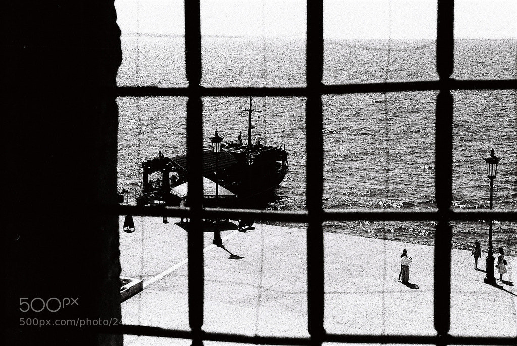 Photograph Behind Bars by Odysseas Pappas on 500px