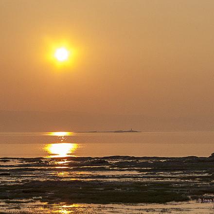 SUNSET ON SAINT-LAURENT, Canon POWERSHOT G3