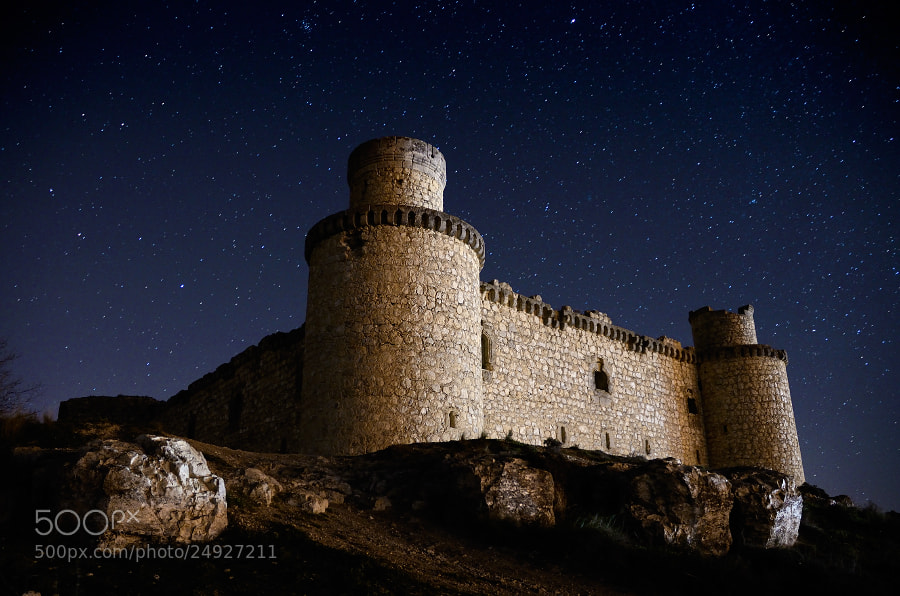Photograph The Casttle by juandevillalba  on 500px