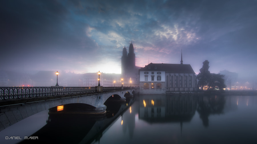 Mystic Morning by Daniel Maier on 500px.com