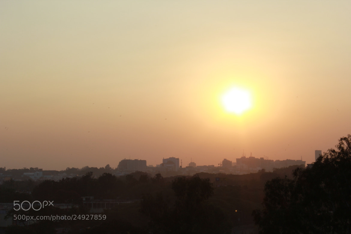Photograph Sun by Harish S on 500px