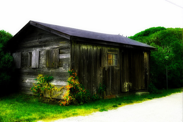 Photograph Dilapidated by  S on 500px