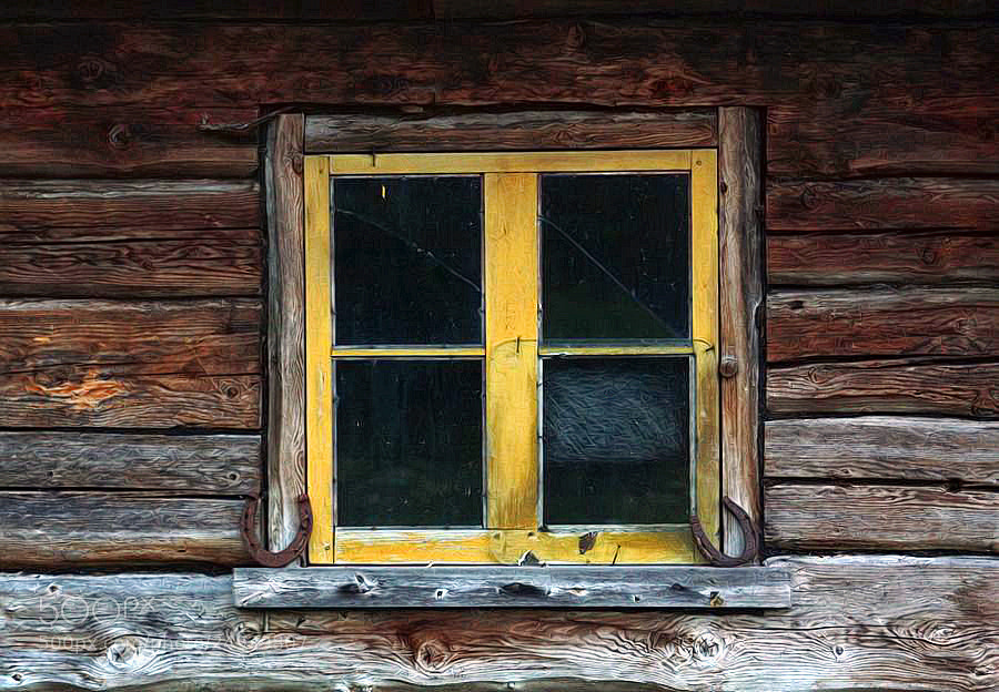 Photograph Window by Tinx on 500px